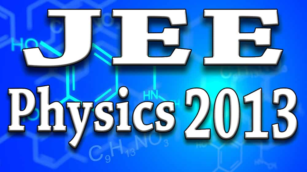 Jee 2013 question paper with solution and answers in gujarati pdf download