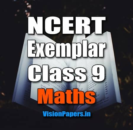 NCERT Exemplar Class 9 Maths in English, Hindi