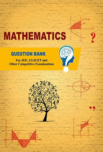 GSEB Maths Question Bank For NEET, JEE, GUJCET in Gujarati & English Medium Gujarat Board